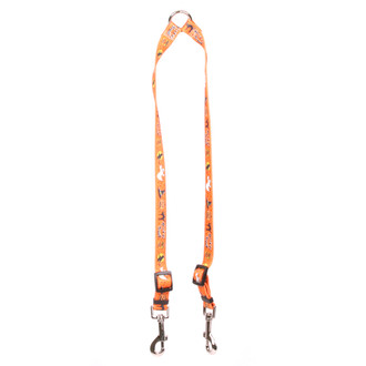 Trick or Treat Coupler Dog Leash