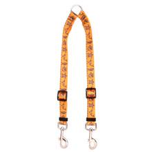 Tribal Seas Orange Coupler Dog Leash