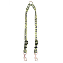 Tribal Seas Green Coupler Dog Leash