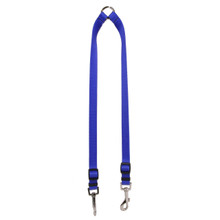 Solid Royal Blue Coupler Dog Leash