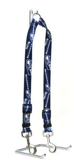 Seattle Seahawks Coupler Dog Leash