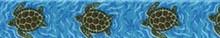Sea Turtles Coupler Dog Leash