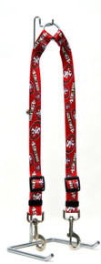San Francisco 49ers Coupler Dog Leash