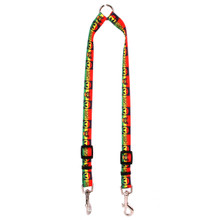 Rasta Coupler Dog Leash