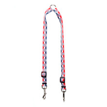 Patriotic Paws Coupler Dog Leash