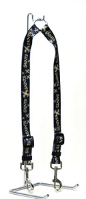 New Orleans Saints Coupler Dog Leash