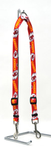 Kansas City Chiefs Coupler Dog Leash