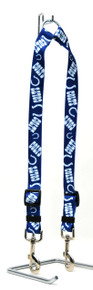 Indianapolis Colts Coupler Dog Leash