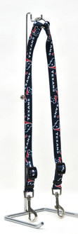 Houston Texans Coupler Dog Leash