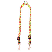 Hot Peppers Coupler Dog Leash