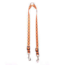 Halloween Polka Dot Coupler Dog Leash