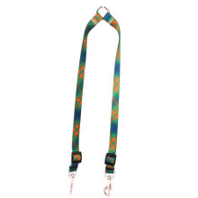 Green Kilt Coupler Dog Leash
