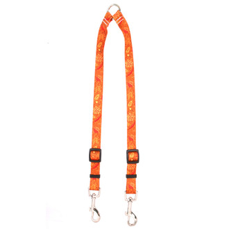 Fall Leaves Coupler Dog Leash
