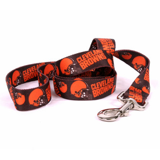 Cleveland Browns Coupler Dog Leash