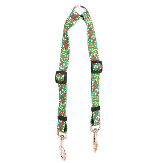 Christmas Stockings Coupler Dog Leash
