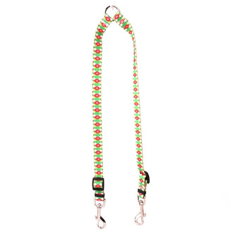 Christmas Cheer Coupler Dog Leash