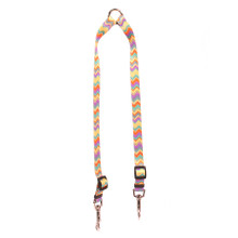 Chevy Stripe Multi Coupler Dog Leash