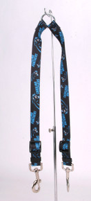 Carolina Panthers Coupler Dog Leash