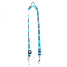 Bella Bone Blue Coupler Dog Leash