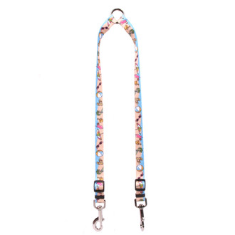 Beach Party Coupler Dog Leash