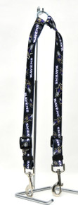 Baltimore Ravens Coupler Dog Leash