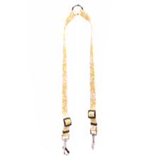 Aloha Yellow Coupler Dog Leash