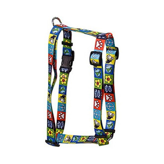 "Pets for Peace Roman Style ""H"" Dog Harness"