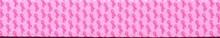 """Petite Pink Ribbon Roman Style """"H"""" Dog Harness"""