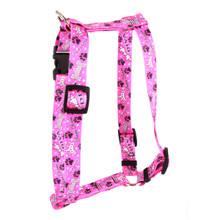 "Diva Dog Roman Style ""H"" Dog Harness"