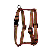 "Celtic Roman Style ""H"" Dog Harness"