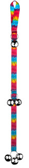 Tie-Dye Ding Dog Bells Potty Training System