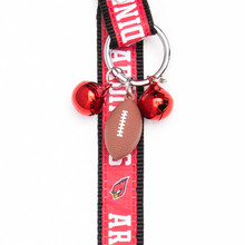 Arizona Cardinals Pet Potty Training Bells