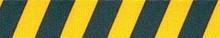 Team Spirit Green and Gold EZ-Grip Dog Leash