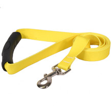 Solid Yellow EZ-Grip Dog Leash