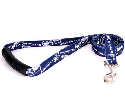 Seattle Seahawks EZ-Grip Dog Leash
