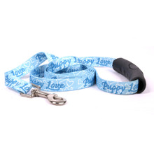 Puppy Love Blue EZ-Grip Dog Leash