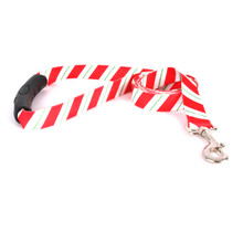 Peppermint Stick EZ-Grip Dog Leash