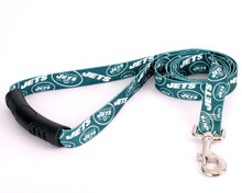 New York Jets EZ-Grip Dog Leash