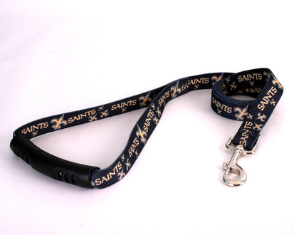 New Orleans Saints EZ-Grip Dog Leash