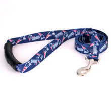 New England Patriots EZ-Grip Dog Leash
