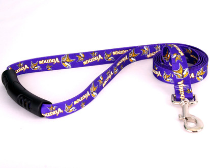 Minnesota Vikings EZ-Grip Dog Leash