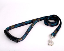 Jacksonville Jaguars EZ-Grip Dog Leash