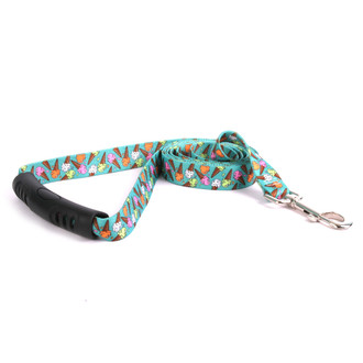 Ice Cream Cones EZ-Grip Dog Leash