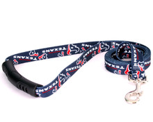Houston Texans EZ-Grip Dog Leash