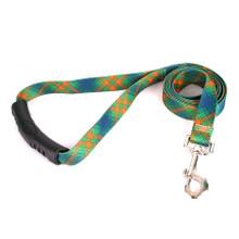Green Kilt EZ-Grip Dog Leash
