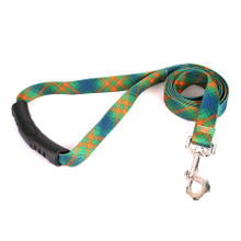 Green Kilt EZ-Grip Dog Leash