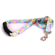 Flower Power EZ-Grip Dog Leash
