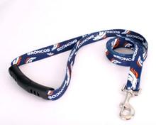 Denver Broncos EZ-Grip Dog Leash