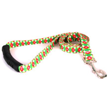 Christmas Cheer EZ-Grip Dog Leash