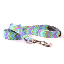 Chevy Stripe Blue EZ-Grip Dog Leash